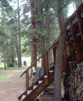 Firewood Under Deck